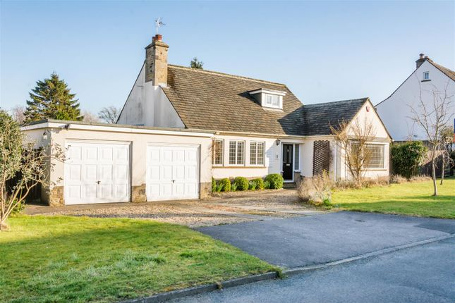 Thumbnail Detached bungalow for sale in South Drive, Guiseley, Leeds