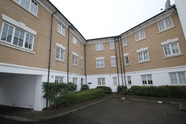 Thumbnail Flat for sale in George Williams Way, Colchester