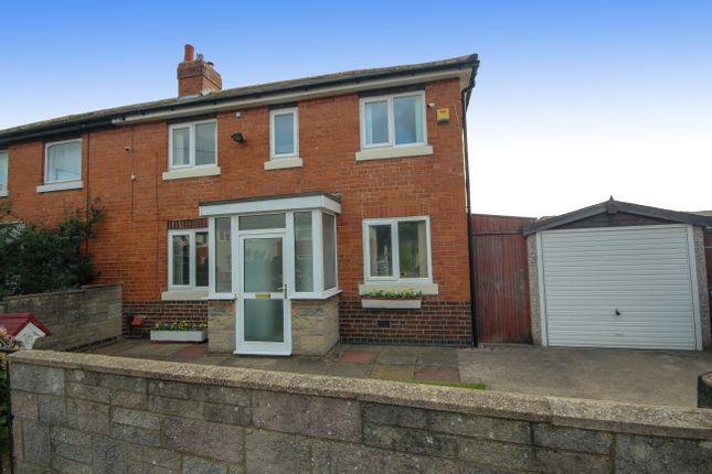 Thumbnail Semi-detached house for sale in Wye Street, Alvaston, Derby