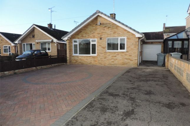 Thumbnail Detached bungalow to rent in Saxon Way, Bourne, Lincolnshire