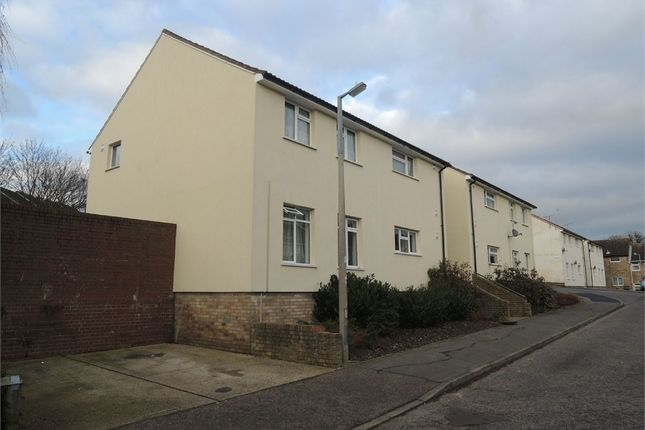 Thumbnail Flat to rent in Titania Close, Colchester, Essex