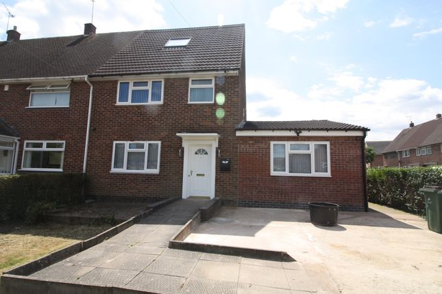 Thumbnail Property to rent in Templars Field, Coventry