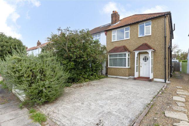 Thumbnail Semi-detached house to rent in Grasmere Avenue, Wimbledon