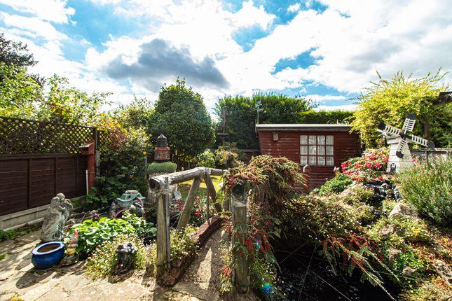 Garden of Gravel Road, Leigh-On-Sea SS9