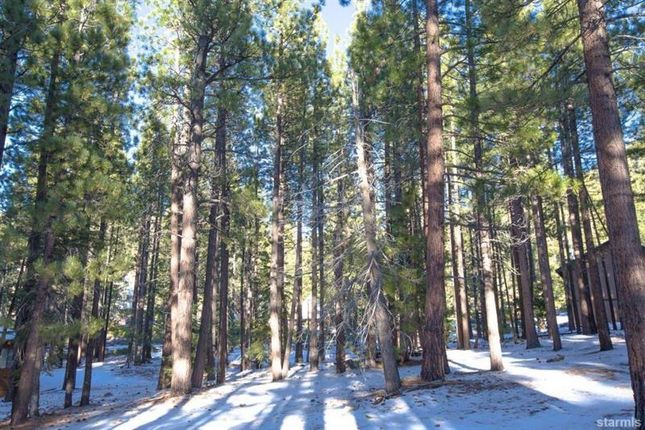 Thumbnail Land for sale in South Lake Tahoe, California, United States Of America