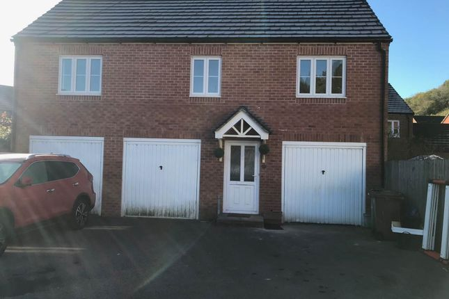 Thumbnail Flat to rent in Bluebell View, Coed Y Darren, Llanbradach