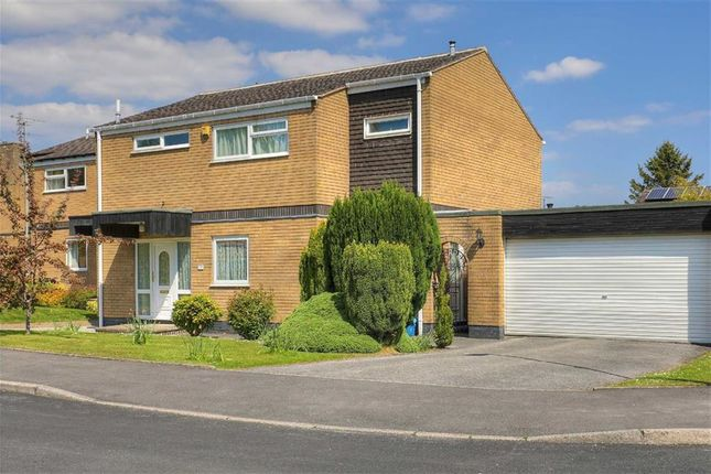 Thumbnail Detached house for sale in 15, Causeway Glade, Dore