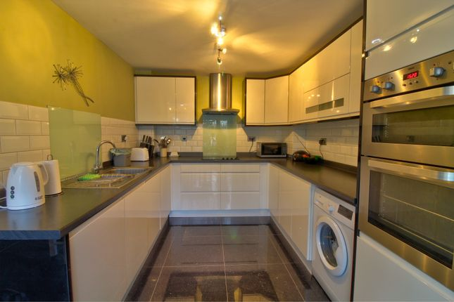 Thumbnail Terraced house for sale in Wickham Place, Basildon