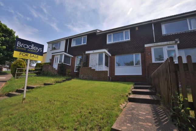 Thumbnail Terraced house for sale in Waterleat Avenue, Paignton, Devon
