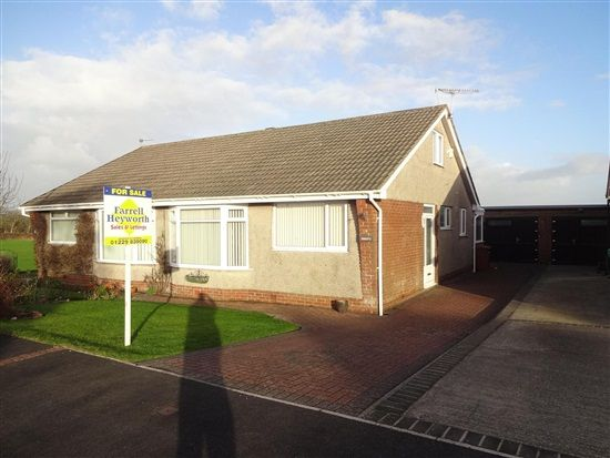 2 bed bungalow for sale in Whinlatter Drive, Barrow In Furness