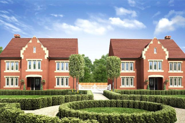5 bed detached house for sale in Convent Close, Upminster
