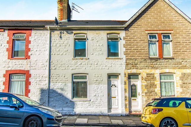 Thumbnail Terraced house for sale in Lombard Street, Barry