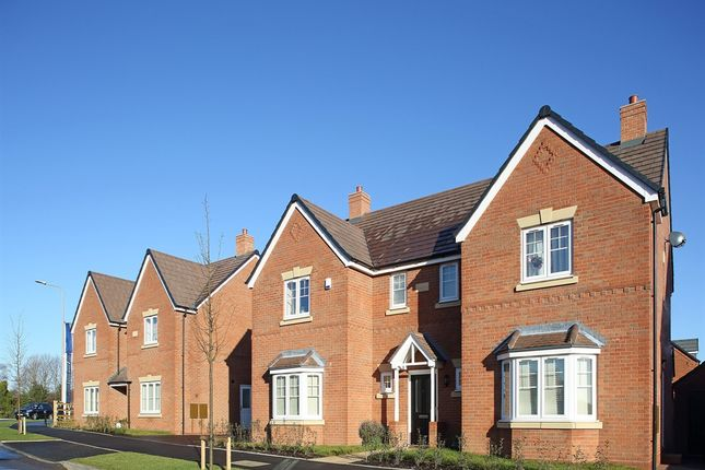 "Thumbnail Detached house for sale in ""The Knowsley"" at West Hill Road, Retford"