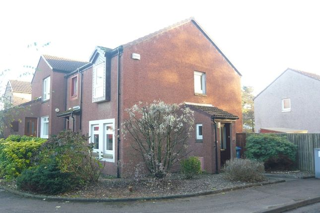 Thumbnail End terrace house to rent in Glencoul Avenue, Dalgety Bay, Dunfermline