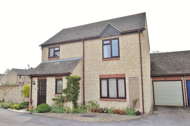 Thumbnail Detached house for sale in Chetwynd Mead, Bampton