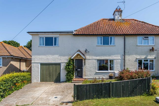 Thumbnail 3 bed semi-detached house for sale in Little Twitten, Bexhill-On-Sea