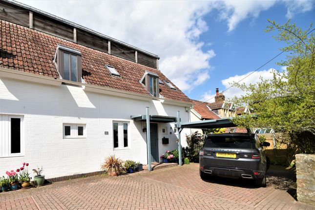 2 bed semi-detached house for sale in Manor Lane, Abbots Leigh, Bristol BS8