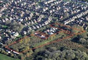 Thumbnail Land for sale in Ditton Lane, Moreton, Wirral