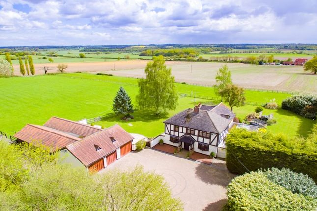 Thumbnail Detached house for sale in Berwick Lane, Stanford Rivers, Ongar