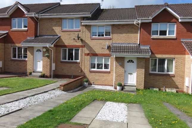 Thumbnail Terraced house for sale in Cross Stone Place, Motherwell