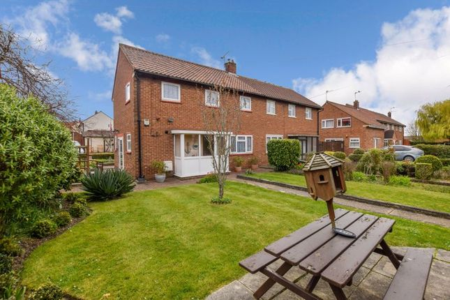 3 bed semi-detached house for sale in Giffords Cross Avenue, Corringham, Stanford-Le-Hope SS17
