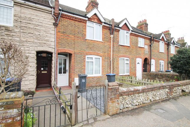 Thumbnail Terraced house to rent in Downlands Parade, Sompting Road, Broadwater, Worthing