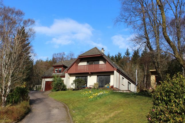 Thumbnail Detached house for sale in Corran Ferry, Onich, Fort William, Inverness-Shire