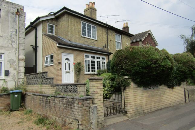 Thumbnail Semi-detached house for sale in Millbrook Road East, Southampton, Hampshire