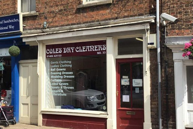 Retail premises for sale in High Street, Holbeach, Spalding