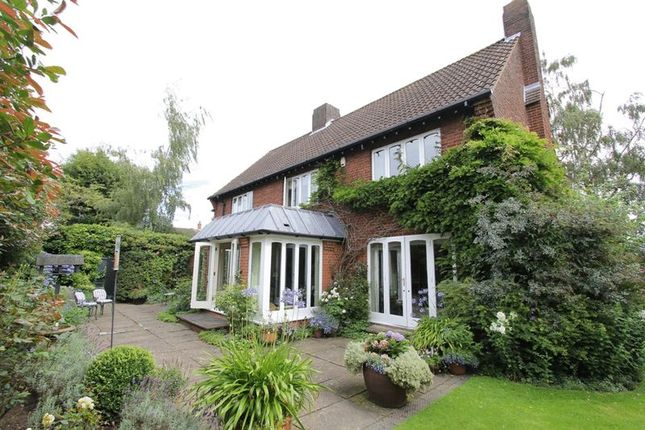 Thumbnail Detached house for sale in Frogmore Road, Market Drayton