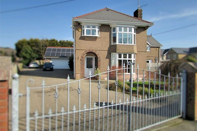 Thumbnail Detached house for sale in Capel Road, Clydach, Swansea, West Glamorgan