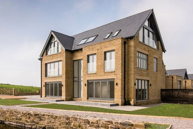 Thumbnail Detached house for sale in Plot 8, Edgworth, Bolton