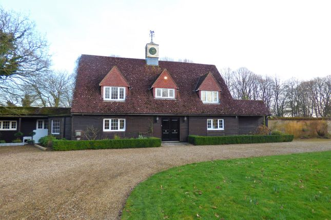Thumbnail Detached house to rent in Aldbourne, Marlborough