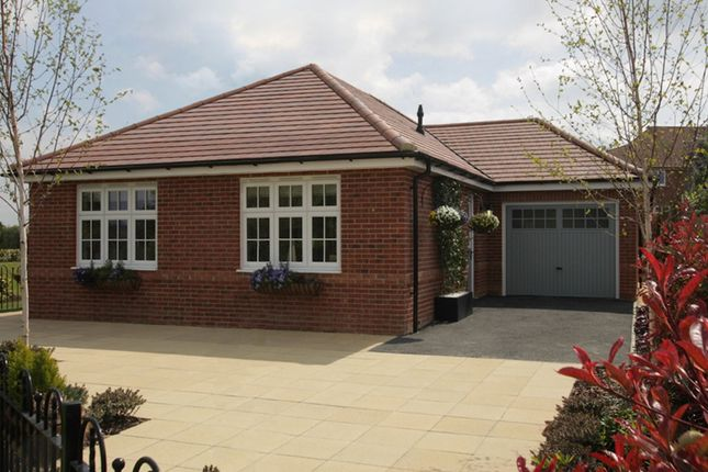 "Thumbnail Bungalow for sale in ""Hadleigh"" at Pulley Lane, Newland, Droitwich"