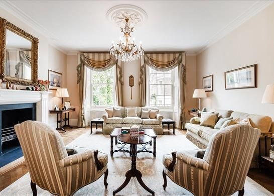 Thumbnail Semi-detached house for sale in Campden Hill Square, Kensington, London