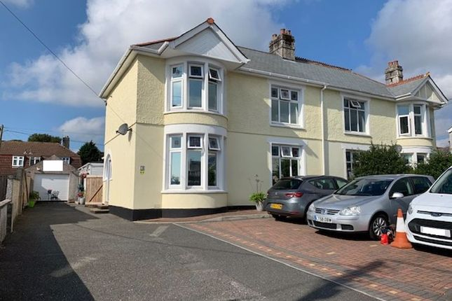 Thumbnail Semi-detached house for sale in Woodland Road, St. Austell