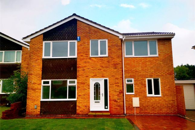 Thumbnail Detached house for sale in Forsythia Drive, Cyncoed, Cardiff