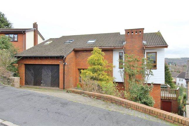 Thumbnail Detached house to rent in Trinity View, Caerleon, Newport