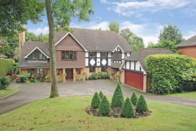 Thumbnail Detached house to rent in Astons Road, Northwood