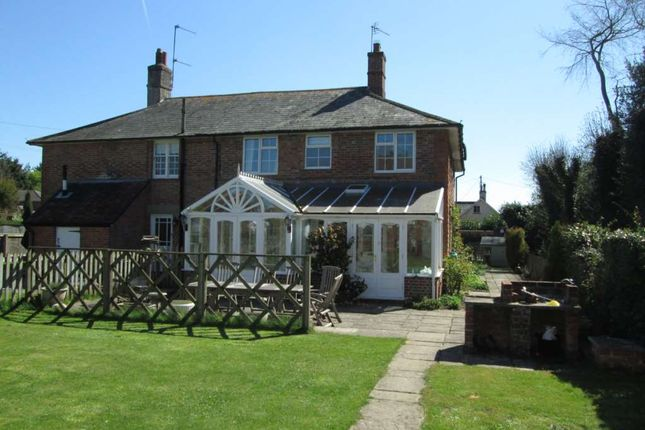 Thumbnail Semi-detached house to rent in Baydon Road, Shefford Woodlands, Hungerford