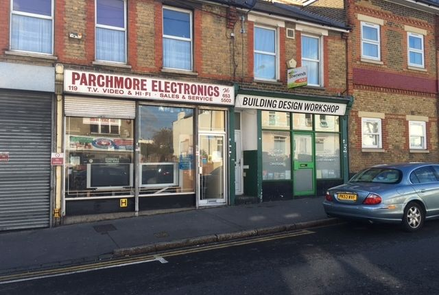 Thumbnail Retail premises for sale in Parchmore Road, Thornton Heath