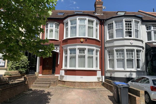 Thumbnail Terraced house to rent in Conway Road, London