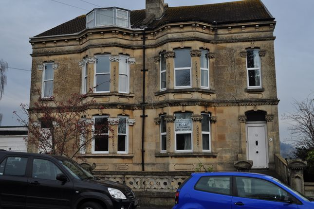 Thumbnail Maisonette to rent in Lower Oldfield Park, Bath