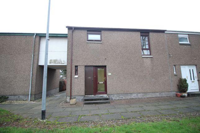 Thumbnail Terraced house for sale in Glen Clova Place, Kirkcaldy, Fife