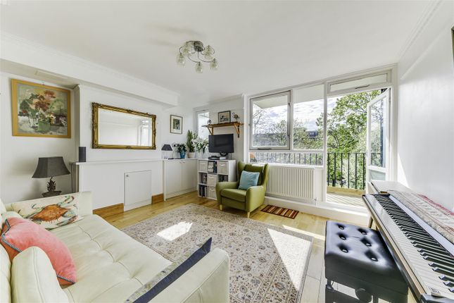 3 bed flat for sale in Randolph Gardens, London NW6