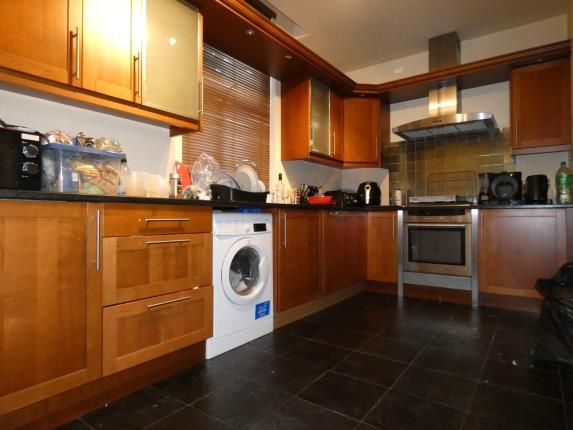 Kitchen of Burleigh Mews, 10 Stafford Street, Derby, Derbyshire DE1