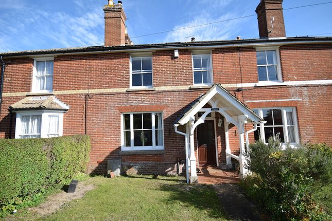Thumbnail Terraced house for sale in Railway Hill, Barham, Canterbury