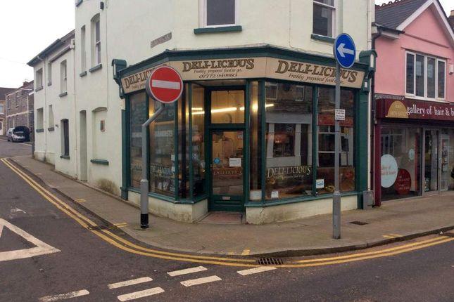 Thumbnail Retail premises for sale in Nolton Street, Bridgend