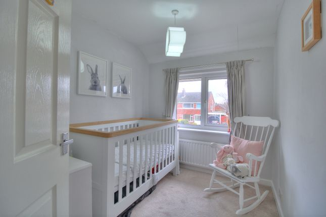 Bedroom of Barnsfold, Fulwood, Preston PR2