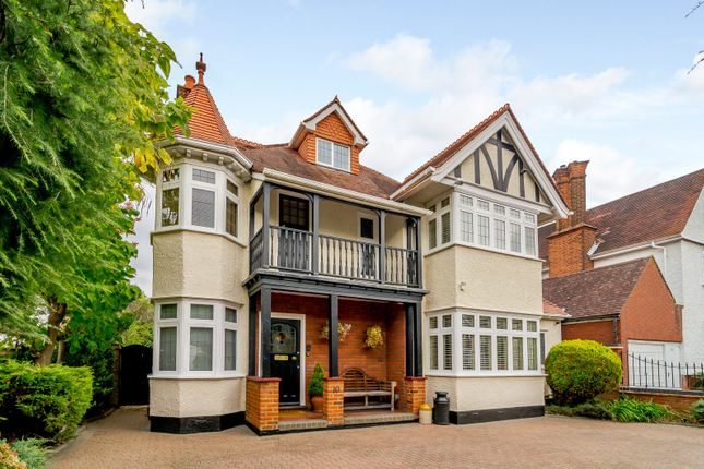 Thumbnail Detached house for sale in Imber Park Road, Esher